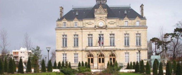 Hotel de ville Perreux sur Marne